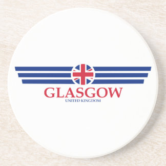 Porta-copos De Arenito Glasgow