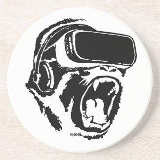 Porta-copos De Arenito Gorila de VR