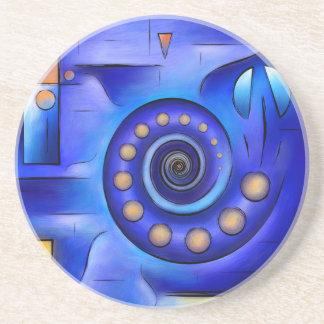 Porta-copos De Arenito Grefenissa V1 - arte do espaço