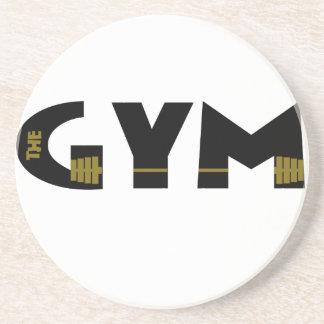 Porta-copos De Arenito Gym e malhação