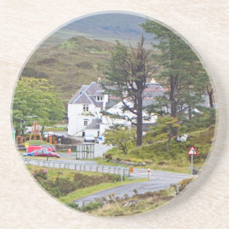 Porta-copos De Arenito Hotel de Sligachan, ilha de Skye, Scotland