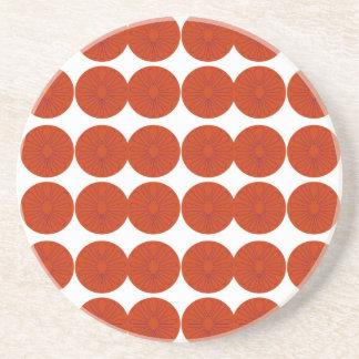 Porta-copos De Arenito Ilustração do design dos limões
