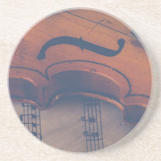 Porta-copos De Arenito Instrumento musical clássico de instrumento de
