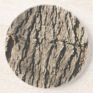 Porta-copos De Arenito Lado da árvore