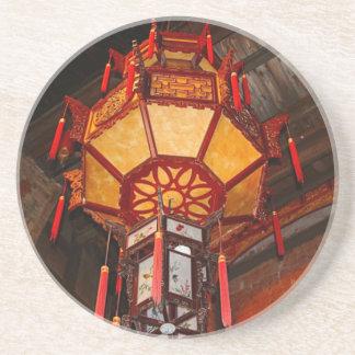Porta-copos De Arenito Lanterna, vila velha de Daxu, China