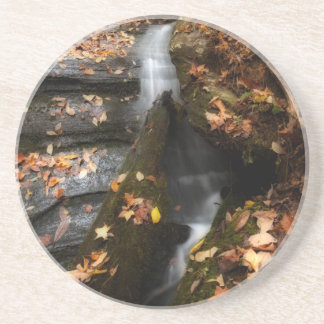 Porta-copos De Arenito Lee cai cascata