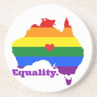 PORTA-COPOS DE ARENITO LGBT AUSTRÁLIA