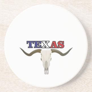 Porta-copos De Arenito longhorn inoperante de texas