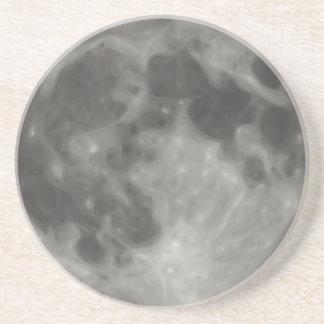 Porta-copos De Arenito Lua cheia