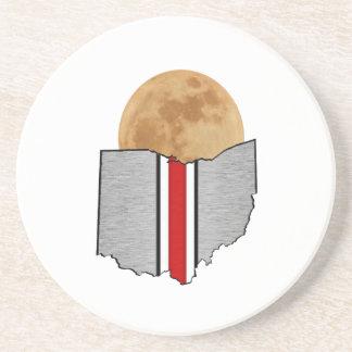 Porta-copos De Arenito Luar de Ohio