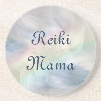 Porta-copos De Arenito Mama de Reiki