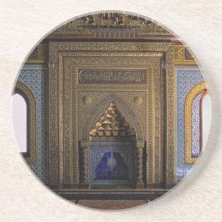 Porta-copos De Arenito Mesquita o Cairo do palácio de Manial