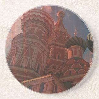 Porta-copos De Arenito Moscow_russia