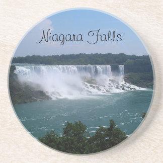 Porta-copos De Arenito Niagara Falls