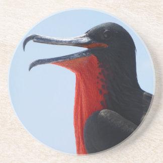 Porta-copos De Arenito Pássaro de fragata