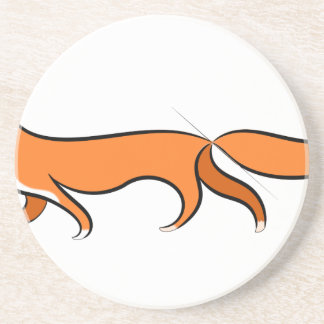 Porta-copos De Arenito Passeio do Fox