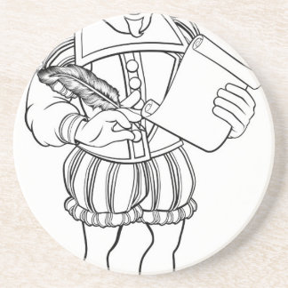 Porta-copos De Arenito Personagem de desenho animado Isabelino de