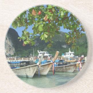 Porta-copos De Arenito Phiphiisland_card