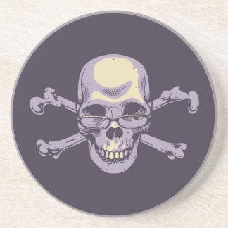 Porta-copos De Arenito Pirata Nerdy