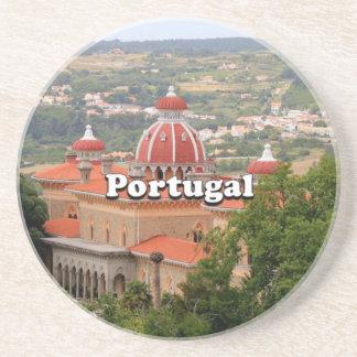 Porta-copos De Arenito Portugal: Palácio de Monserrate, perto de Sintra
