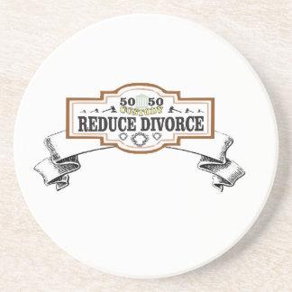 Porta-copos De Arenito reduza a custódia 50 do divórcio 50