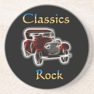 Porta-copos De Arenito rocha 2 dos clássicos