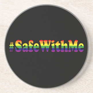Porta-copos De Arenito #Safewithme