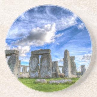 Porta-copos De Arenito Stonehenge