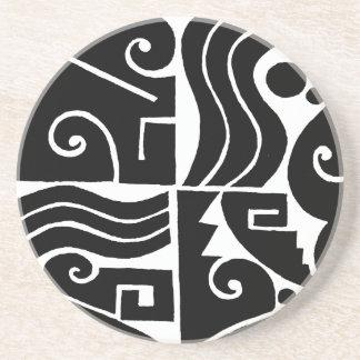 Porta-copos De Arenito Sudoeste Tortuga