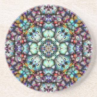 Porta-copos De Arenito Superfícies estruturais da simetria