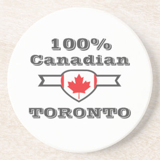 Porta-copos De Arenito Toronto 100%