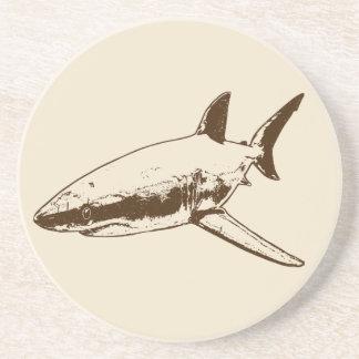 Porta-copos De Arenito Uma vida sharkcoaster_1 dos piratas