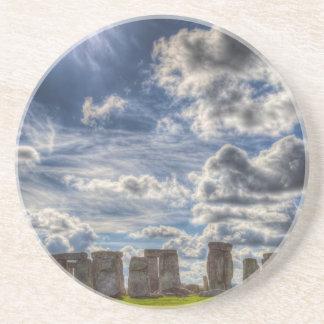 Porta-copos De Arenito Verão de Stonehenge
