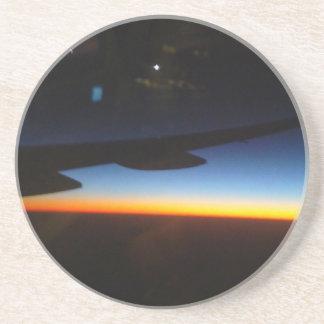 Porta-copos De Arenito Vertical do passageiro frequente