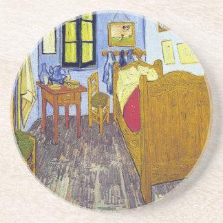 Porta-copos De Arenito Vincent van Gogh 1888 o quarto em Arles