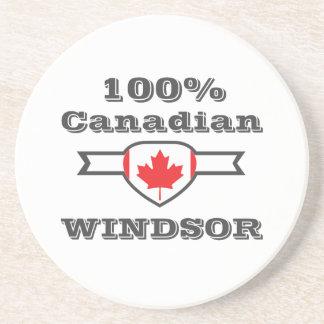 Porta-copos De Arenito Windsor 100%