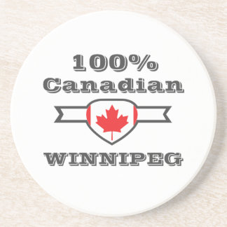 Porta-copos De Arenito Winnipeg 100%