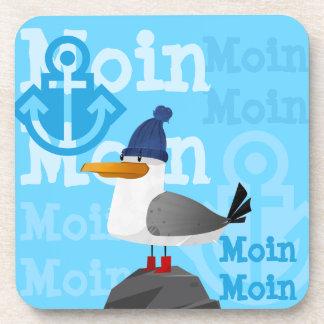 """Porta Copos De """"gaivota Moin Moin"""""""