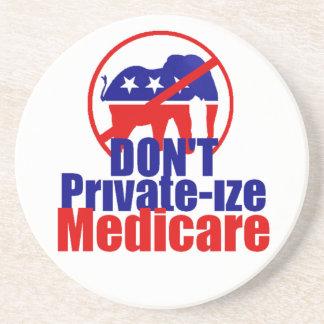 Porta copos de Medicare