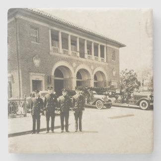 Porta Copos De Pedra Aniversário de Redwood City 150th
