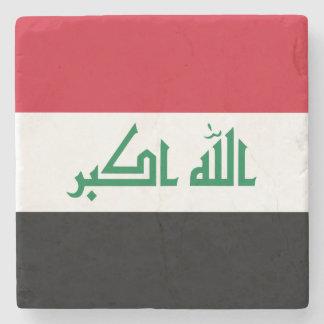 Porta Copos De Pedra Bandeira de Iraque