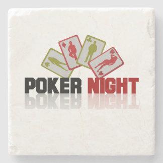 Porta Copos De Pedra Casino do póquer