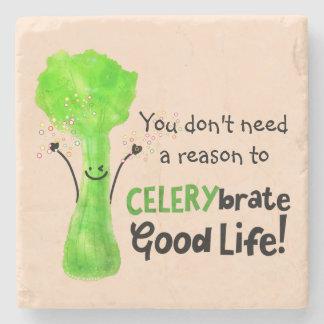 Porta Copos De Pedra Chalaça positiva do aipo - boa vida de Celerybrate