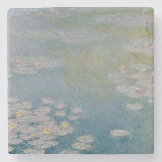 Porta Copos De Pedra Claude Monet | Nympheas em Giverny, 1908