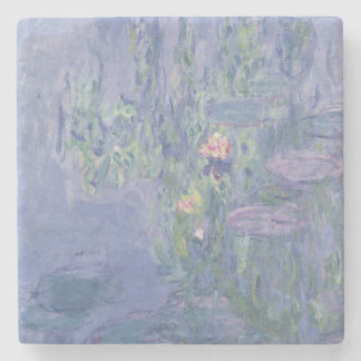 Porta Copos De Pedra Claude Monet | Waterlilies