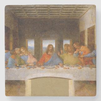 Porta Copos De Pedra Da Vinci a última ceia