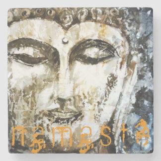 Porta copos de pedra de Buddha Namaste