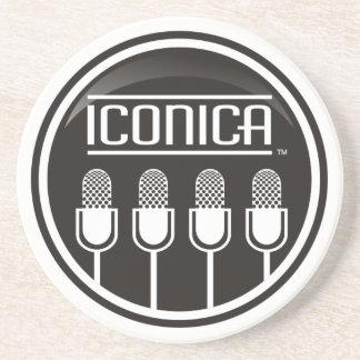 Porta copos de pedra de ICONICA