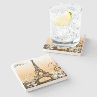 Porta copos de pedra de Paris da torre Eiffel