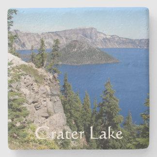 Porta Copos De Pedra Foto do parque nacional do lago crater